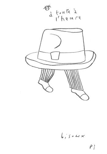 Exposition virtuelle : Les dessins du matin – Pierre Milville
