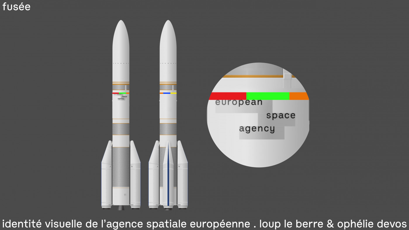 ESA, European Space Agency