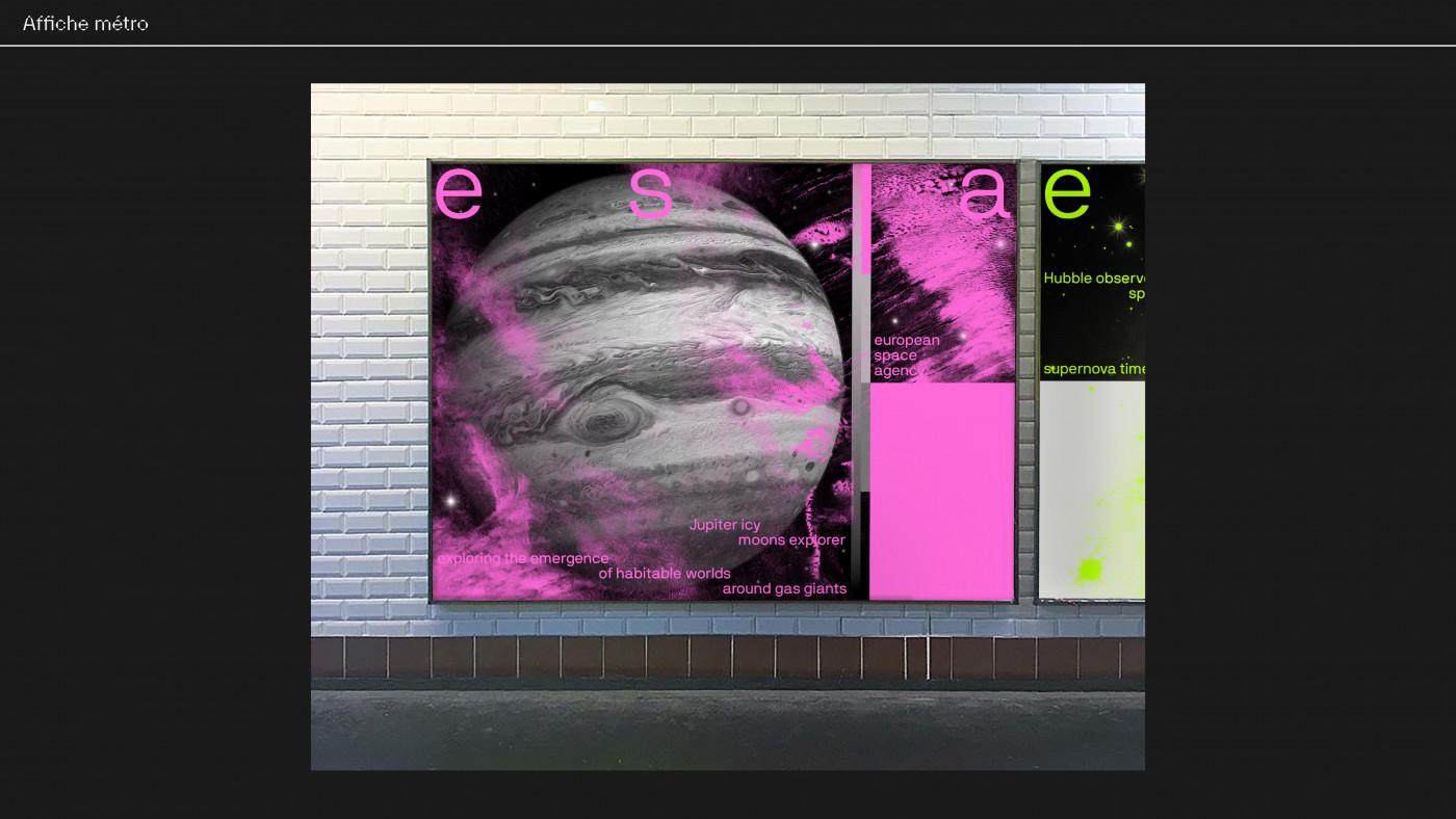 ESA, European Space Agency