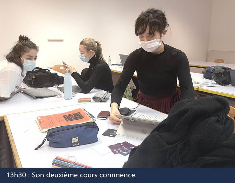 Étudiantes étudiants