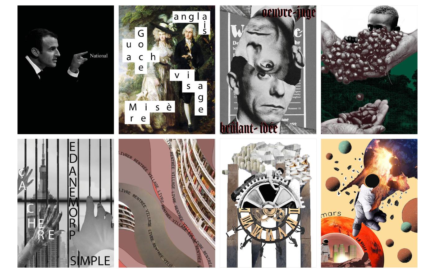 Manipuler / Lecture des images