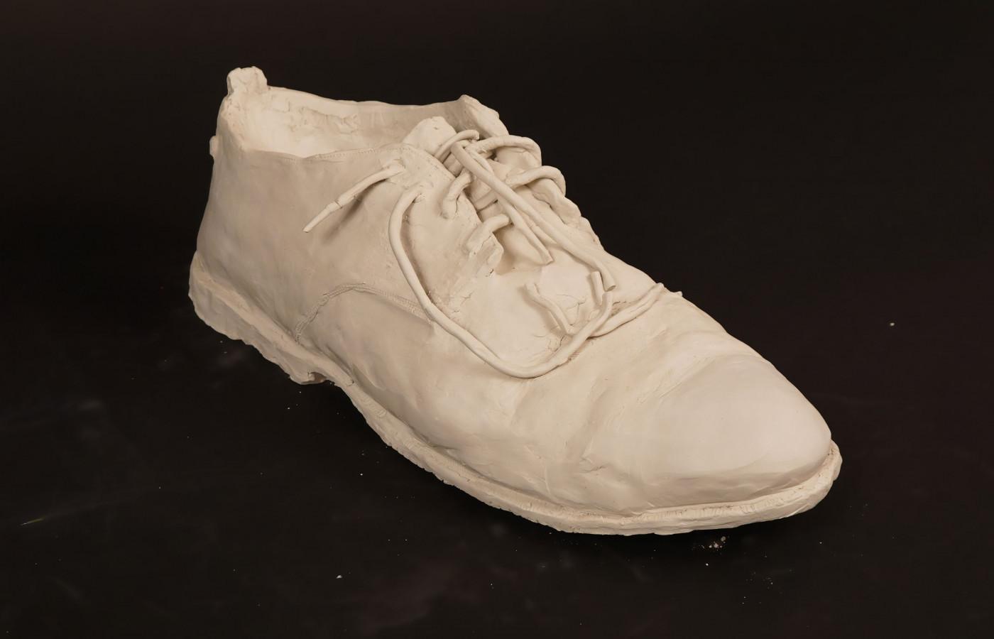 Modelage chaussure