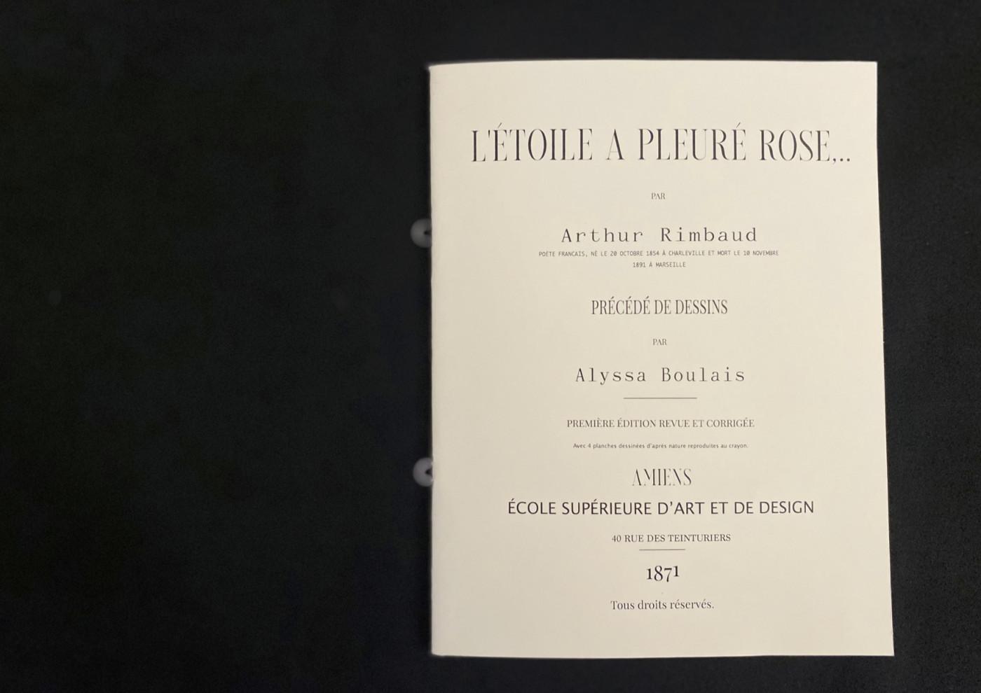 Rapport Texte/Image